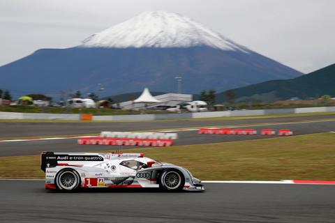 131019 Audi1 Fuji kwali AudiAG