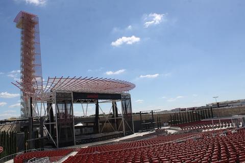 Groeten Texas Concertarena 12