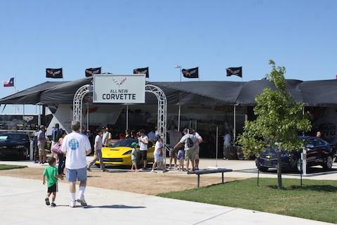 Groeten Texas Corvette 13
