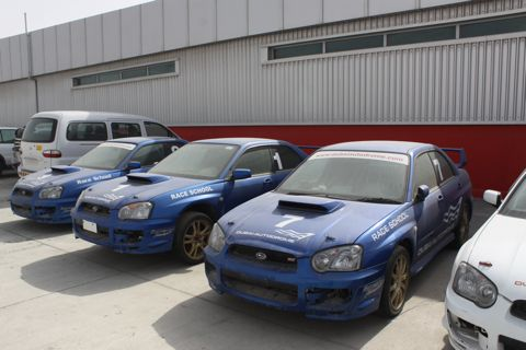 Groeten_Dubai_Subaru_Raceschool