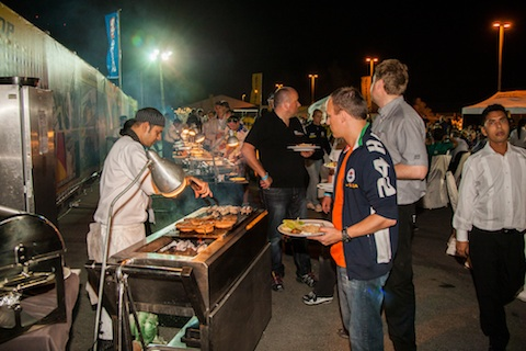 Groeten_Dubai_Welcomebarbecue