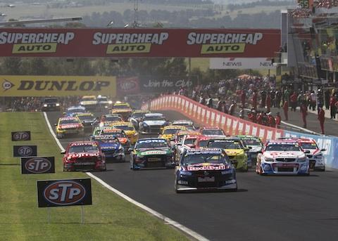 131013 Bathurst Race Start