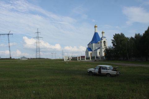 130806 Groeten Moskou Kerk