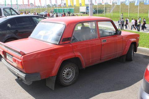 130806 Groeten Moskou Lada rally