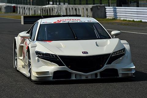 130816 DTM Japan Honda