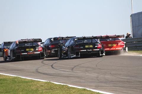 2013 DTM Close Racing