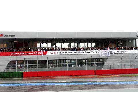 2013 Audi Hospitality