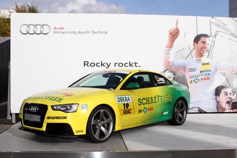 2013 Rockenfeller Audi RS5