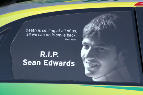 2013 Sean Edwards Taxi