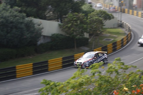131115 WTCC Macau Quali Coronel