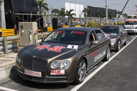131119 Groeten Macau Bentley Officiacars 35