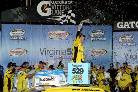 2013 Keselowksi Winnaar Richmond