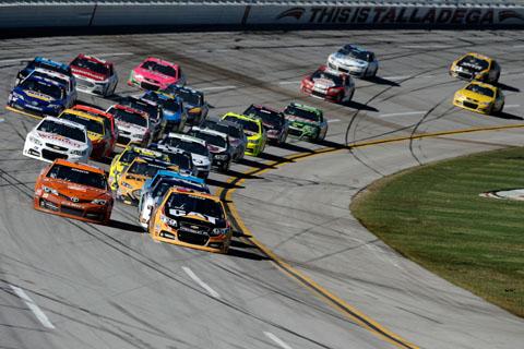 NSCS Talladega Race1 102013