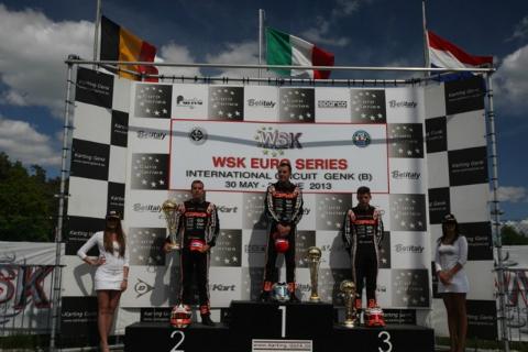 podium KZ1