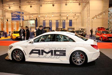 2013 MercedesCL45A