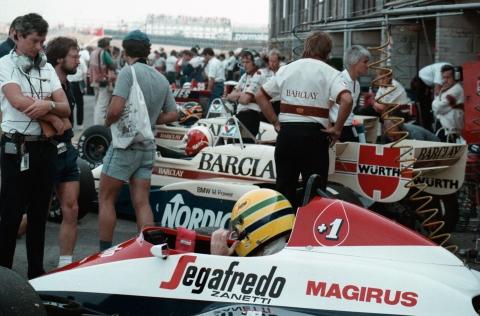 paddock zandvoort 1984