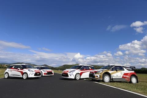 Terugblik Citroen Racing Experience lineup