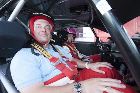 Terugblik Citroen Racing experience