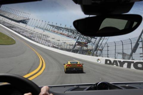 Terugblik Daytona meerijden