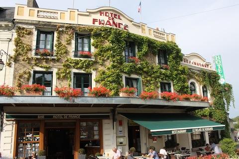 Terugblik Hotel de France