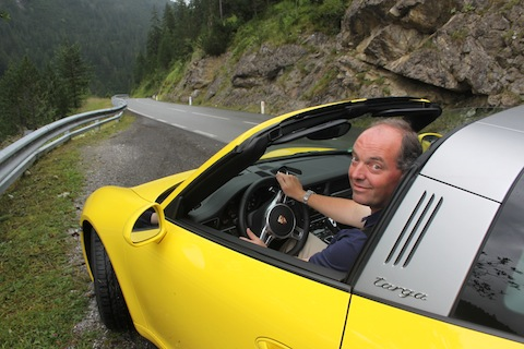 Terugblik Porsche