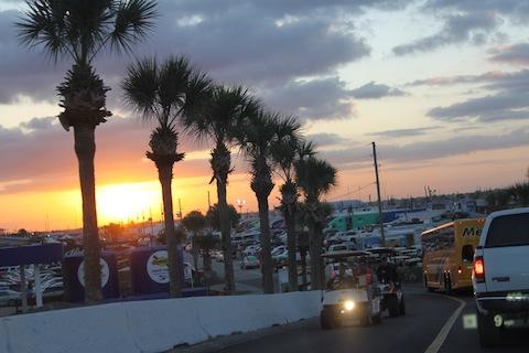 Terugblik Sebring sunrise