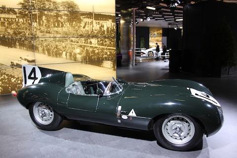 140305 Geneve Jaguar DType