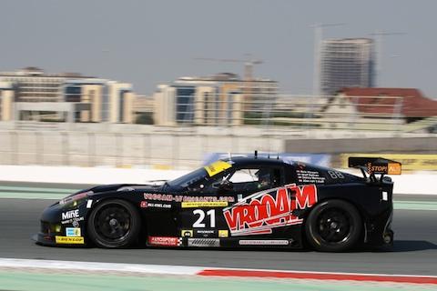 140110 Dubai Corvette