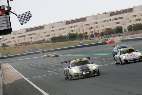 140111 Dubai Finish Porsche