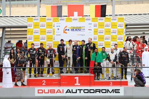 140111 Dubai Finish podium overall