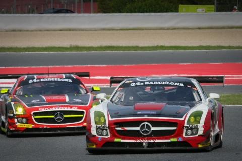 P2 24H BARCELONA 2014 qualifying 800pix