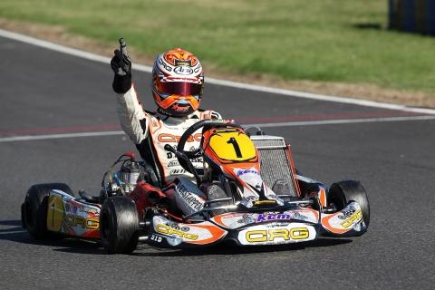 Max Verstappen 1 Wereldkampioen KZ 2013