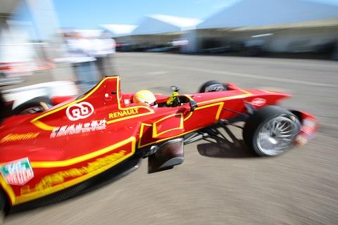 china racing 17