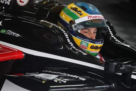 2014 Bruno Senna