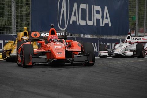 2014 Pagenaud Race