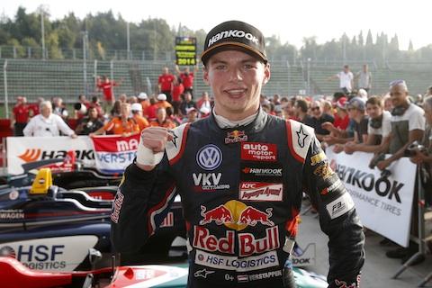 141012 F3 Imola R3 Verstappen