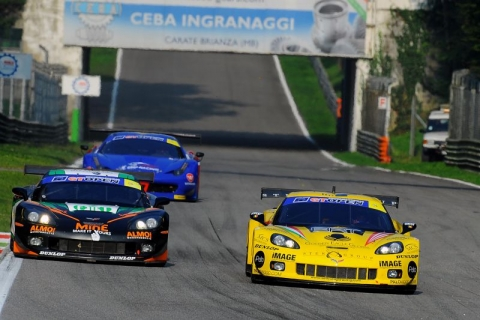 Monza R1 Soulet vs Hamilton