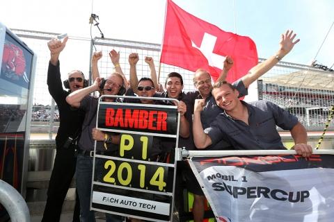 bamber team