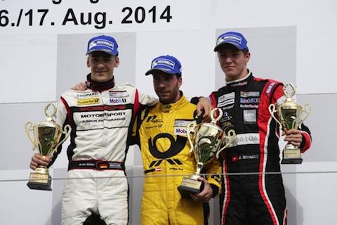 140817 PCCD R2 podium