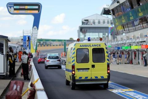 140611 LeMans FT Ambulance