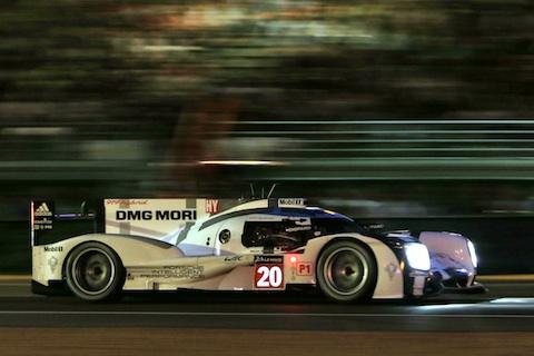 140611 LeMans Quali1 Porsche20