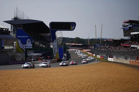 140614 Le Mans Porsche Cup