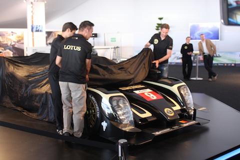 140612 WEC Lotus onthulling