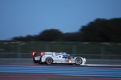 140328 FIA WEC Testdag1 Dagsnelste Webber