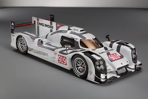 140304 Porsche LMP1 1