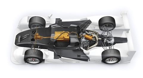 140304 Porsche LMP1 technisch