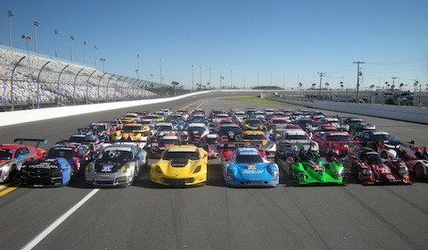 140124 Rolex24 Preview Groep