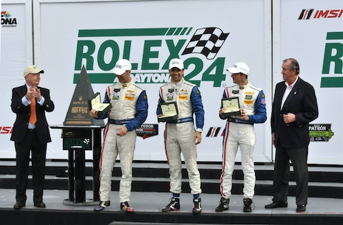 140126 Rolex24 Winnerteam