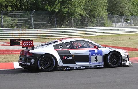 2014 Phoenix Audi R8 LMS kop