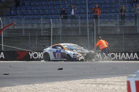 2014 Crash Aston 3